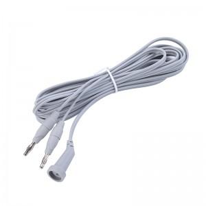 EE.UU. reutilizable pinzas bipolares cable