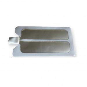 Одноразова тарілка для пацієнтів з двома зонами без кабелю (для дорослих / для дітей)