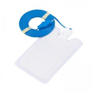 Одноразова тарілка для пацієнтів з монозоною з кабелем (для дорослих / для дітей)